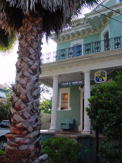 New Orleans Youth Hostel