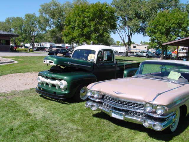 Oldies in Delta, UT