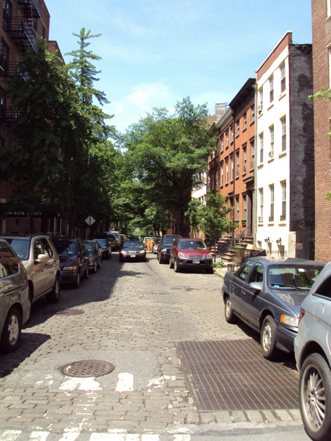 West Village, a completely different athmosphere