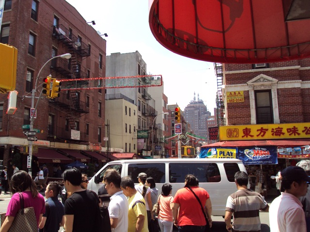 Chinatown vs Little Italy