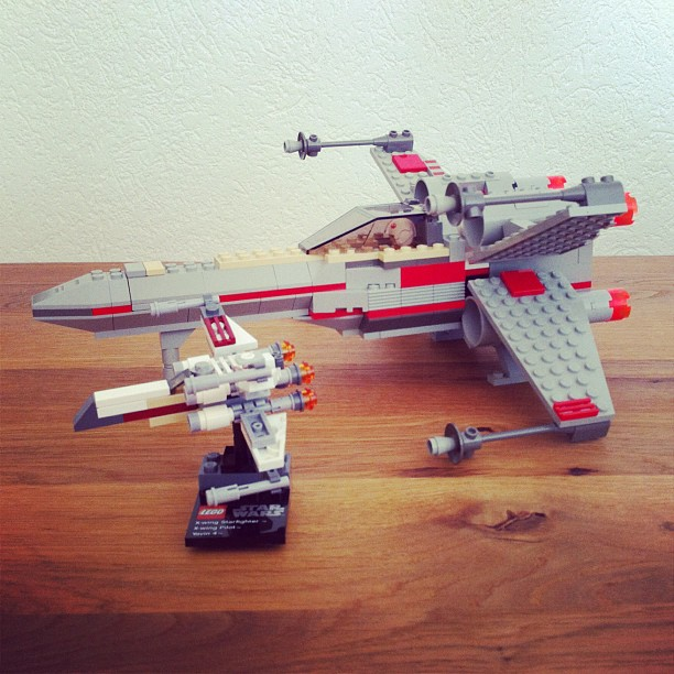 X-wing Starfighter family
