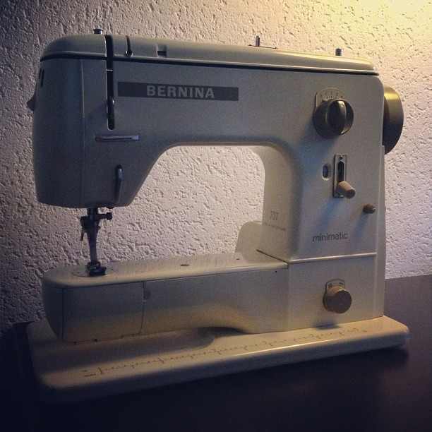 New toy • Bernina minimatic 707