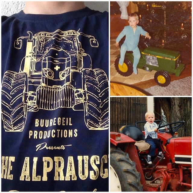 got a shirt for my tractor-loving past little self