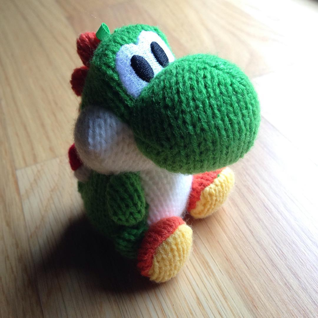 Yoshi's Wooly World is awesome!