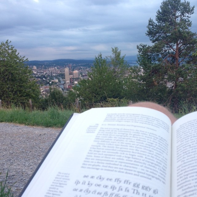 reading with a view