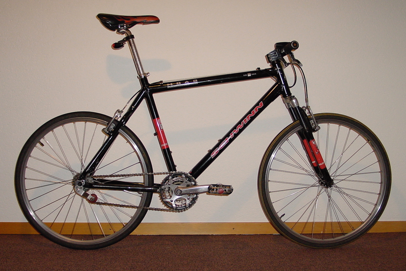 21.01.2006: cheapest conversion to a singlespeed